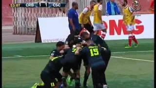 اهداف مباراة ( شباب رياضي بلوزداد 1-2 النادي الرياضي القسنطينى ) الدوري الجزائري