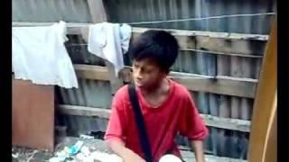 justin bieber cover by batang lansangan.avi