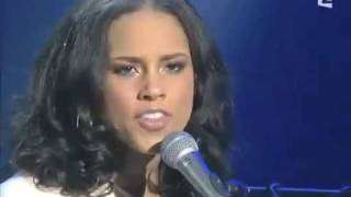 Alicia Keys - If I Ain't Got You (Live France)