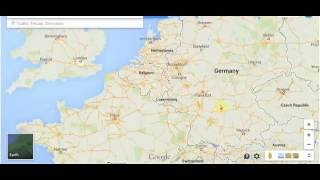 Germany blocked Google Street View