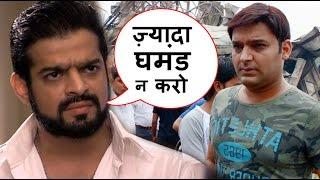 Karan Patel digs at Kapil Sharma