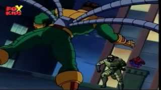 Spiderman the Animated Series vs Insidisious Six