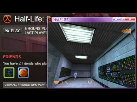 Half-Life: Source in low resolution [320x240]