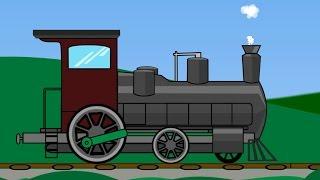 Train | Train Uses | Steam Engine