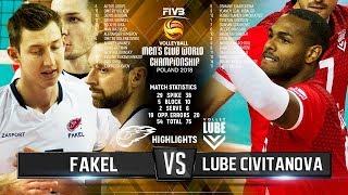 Fakel vs. Lube Civitanova | Highlights | FIVB Club World Championship 2018