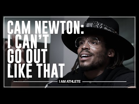 Cam Newton I Can t Go Out Like That I AM ATHLETE with Brandon Marshall Chad Johnson & More