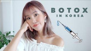 I Got Botox In Korea For My TMJ