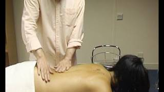 Massage for bladder meridian 1