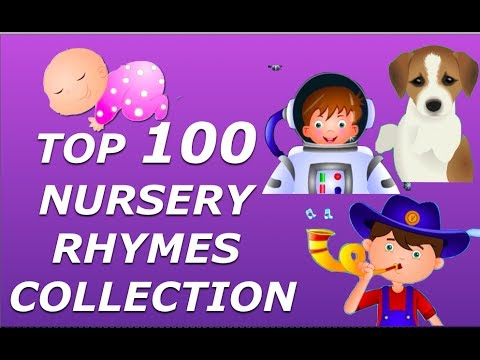 Top 100 Nursery Rhymes Collection For Children Biggest Rhymes Collection