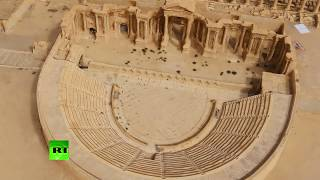Restored Wonder: Palmyra revived in 3D thanks to 1,000s of drone images