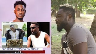 I paid Sarkodie for a collaboration not to diss Patapaa in Meye Guy - Ypee on Enterchat