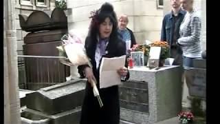 The Doors Jim Morrison Official Ceremony 2013 July 3 rd ( Part 1)