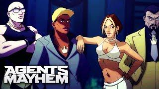 Agents of Mayhem - Operation: Royal Pain (Kingpin)