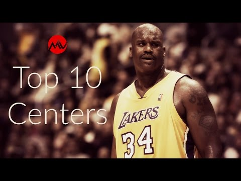Xxx Mp4 Top 10 NBA Centers Of All Time 3gp Sex