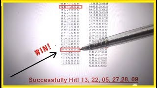 Top Secret Lottery Technique to win the Jackpot and Consolation Prizes (Guide Explained)