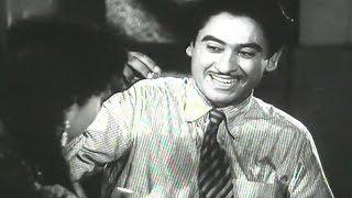 किशोर कुमार पूरी करेंगे अपनी पत्नी की ख्वाहिश - Kishore Kumar | Hindi Comedy Scene 2/22 | Adhikar
