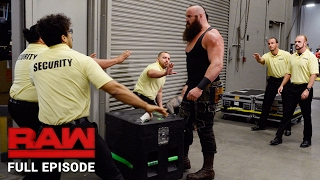 WWE RAW Full Episode, 10 April 2017