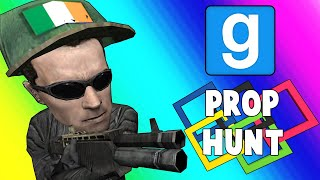 Gmod Prop Hunt Funny Moments - Winter Olympics, Vanoss Style! (Garry's Mod)