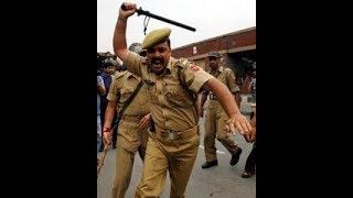 Logo ne ki Delhi police ki pitai