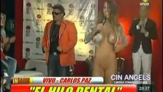 Cinthia Fernandez in Infama Sexy hot video
