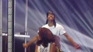 Mindless Behavior All Around The Tour Columbia, SC 7/17/13