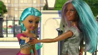 Rodzinka Barbie - Wróżka prawdę Ci powie. Bajka dla dzieci po polsku. The Sims 4. Odc. 83
