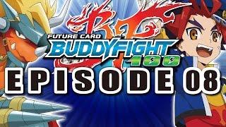 [Episode 8] Future Card Buddyfight Hundred Animation