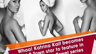 Whoa! Katrina Kaif becomes first B-Town star to feature in Mario Testino