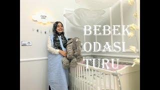 Bebek Odası Turu | Nursery Room Tour | hacercemrekaplan