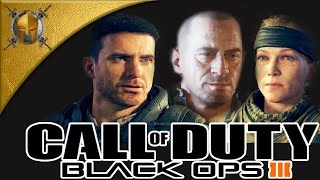 Call of Duty: Black Ops III - Full Movie - Gameplay Walkthrough [Collectibles] - 1/2 [1440p 60fps]