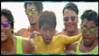 35 Takke Kathavar Pass Title Full Video Song HDFunMarathi Com 4