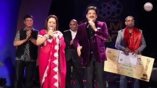 Udit Narayan Jha singing Nepali Song || Live Stage || Performance