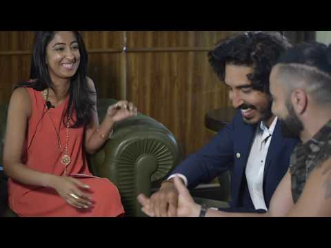 Video: Dev Patel on Acting in Bollywood, His Mum & Lion
