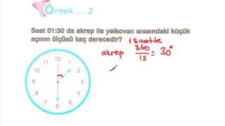 Geometri Eğitim Seti   Bölüm 1 - Açılar   Anlatım : Ekol Hoca