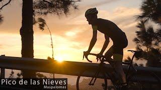 Pico de las Nieves (Gran Canaria) - Cycling Inspiration & Education