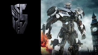 Transformers 5: The Last Knight - Cast Robots (2017) Speculations