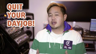 Should I QUIT MY JOB And Become A MUSICIAN? (or Any Creative Career In 2019)