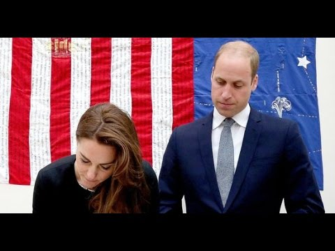 Orlando Shooting | Prince William, Princess Kate Pay Respects to Victims