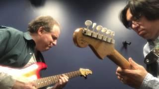 Guitar Duet / Sunny / Tomo & Neal