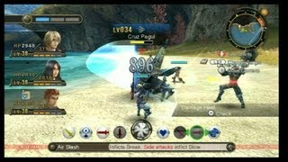 Xenoblade Chronicles - Gameplay Demo