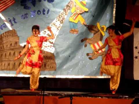 Indian Dance Nagada Nagada