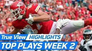Top 5 freeD Plays from Week 2   NFL Highlights