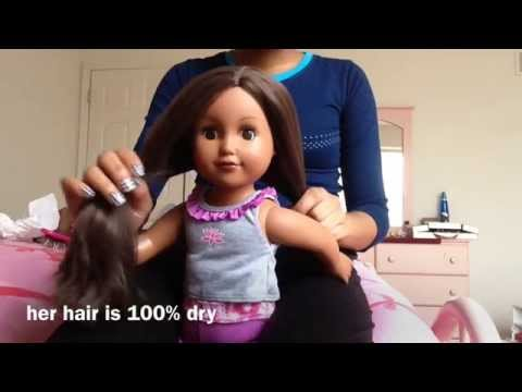 Xxx Mp4 How To Straighten Doll Hair Without Heat 3gp Sex