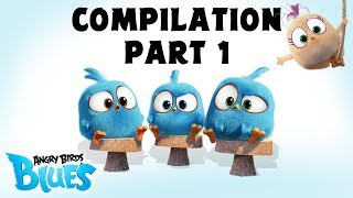 Angry Birds Blues | Compilation Part 1 - Ep1 to Ep10