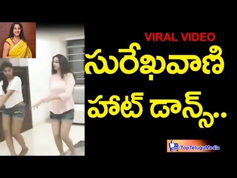 Xxx Mp4 Surekha Vani Hot Dance With Her Daughter In Shorts Viral Video TopTeluguMedia 3gp Sex