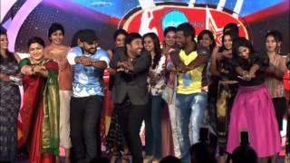 Sun tv natchathira cricket 2016 | nadigar sangam