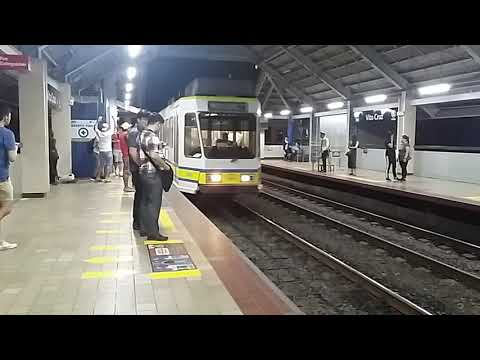 Xxx Mp4 LRT LINE 1 1G Train Arriving In Vito Cruz 3gp Sex