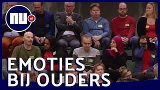 Man verlaat Tweede Kamer in tranen: 'Mijn leven is naar de klote' | NU.nl