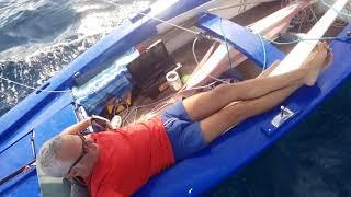 Wayfarer Dinghy / Comfy Sailing