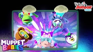 You Can Be A Star Music Video | Muppet Babies | Disney Junior
